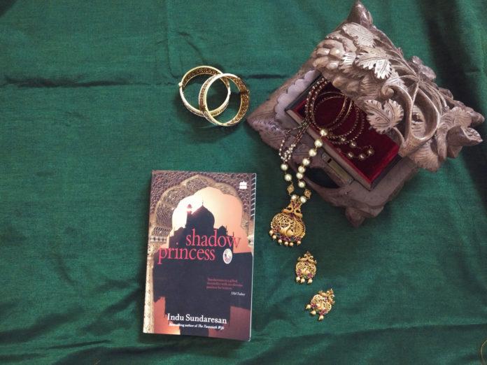 Shadow Princess by Indu Sundaresan